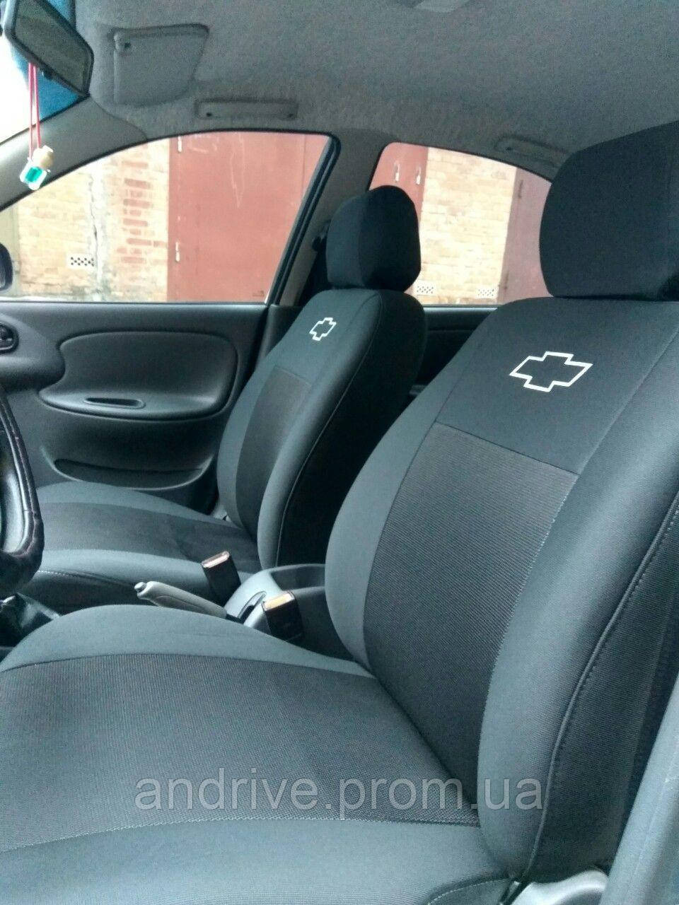 Авточехлы Chevrolet Captiva 2006-2011