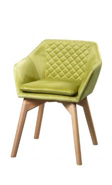 Дизайнерское кресло для дома, ресторана -Маркус. Классика.