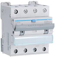Дифференциальный автоматический выключатель Hager (ДАВ) 4P 6kA C-32A 300mA Hi (AFH482H)