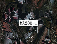 Пленка для аквапечати HD Пленка камуфляж МА200/1 (ширина 100см)