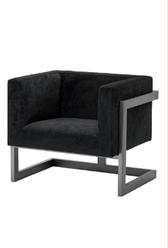 Дизайнерское кресло для дома, ресторана, офиса -Кафка, в стиле Лофт