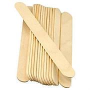 Шпатель косметологический деревянный 50 шт