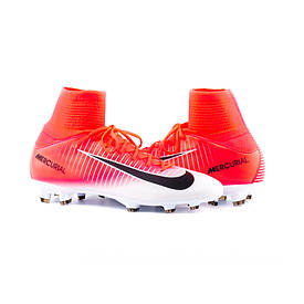 Бутси пластик MERCURIAL SUPERFLY V FG JR 38.5