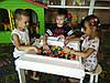 Детский столик-песочница игровой Yuliana с игровой поверхностью, фото 5