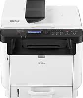 RICOH SP 330SN сетевой принтер/ цветной сканер/ копир/ ARDF/ дуплекс/ А4