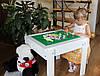 Детский столик-песочница игровой Yuliana с подсветкой и игровой поверхностью, фото 5