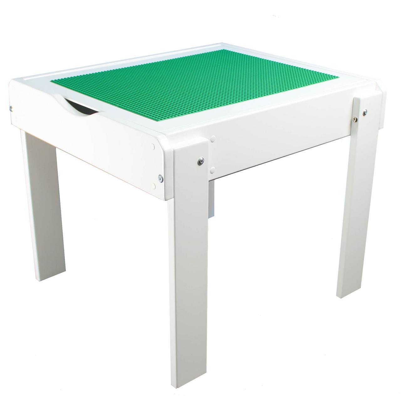 Детский столик-песочница игровой Yuliana с подсветкой и игровой поверхностью