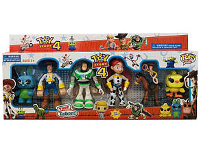 Игровой набор True Talkers Original Toy Story 4 BIG SET