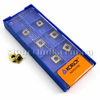 Пластина сменная т/с SPMT 07T208 PD PC3500 KORLOY (10 шт)
