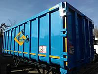 Кузов Мультилифт, новый съемный бункер-накопитель, фото 1