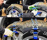 Браслеты противоскольжения БУЦ внедорожник,кроссовер,микроавтобус, фото 3