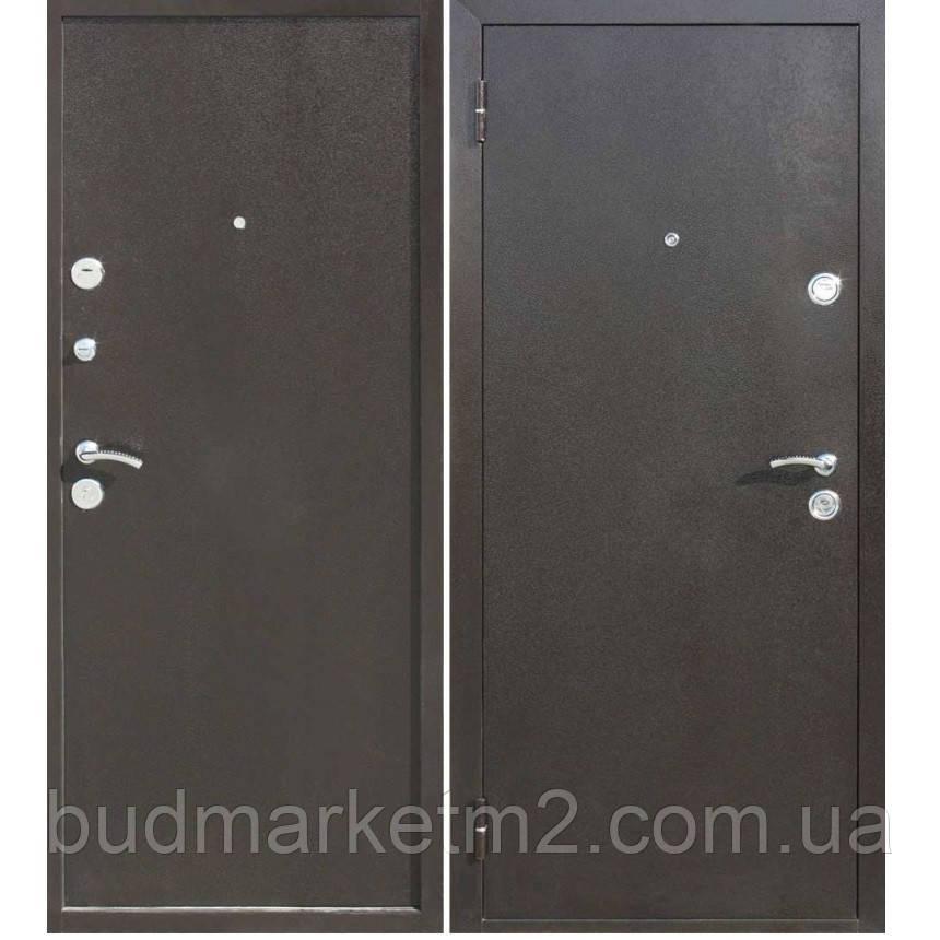 Входная дверь Йошкар Металлические двери 7см 3 петли