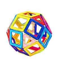 Магнитный конструктор Magical Magnet 28 деталей, фото 2