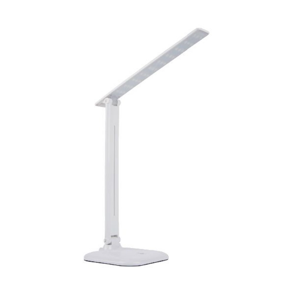 Настольная светодиодная лампа LEDEX 585lm белая диммируемая 9W 4100K (101322)