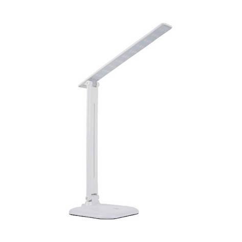 Настольная светодиодная лампа LEDEX 585lm белая диммируемая 9W 4100K (101322), фото 2