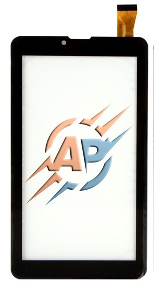 Тачскрин сенсор для Assistant AP-735G  черный