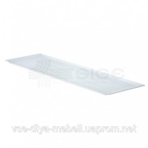 Поддон для сушки 600 мм прозрачный (543х245 мм)
