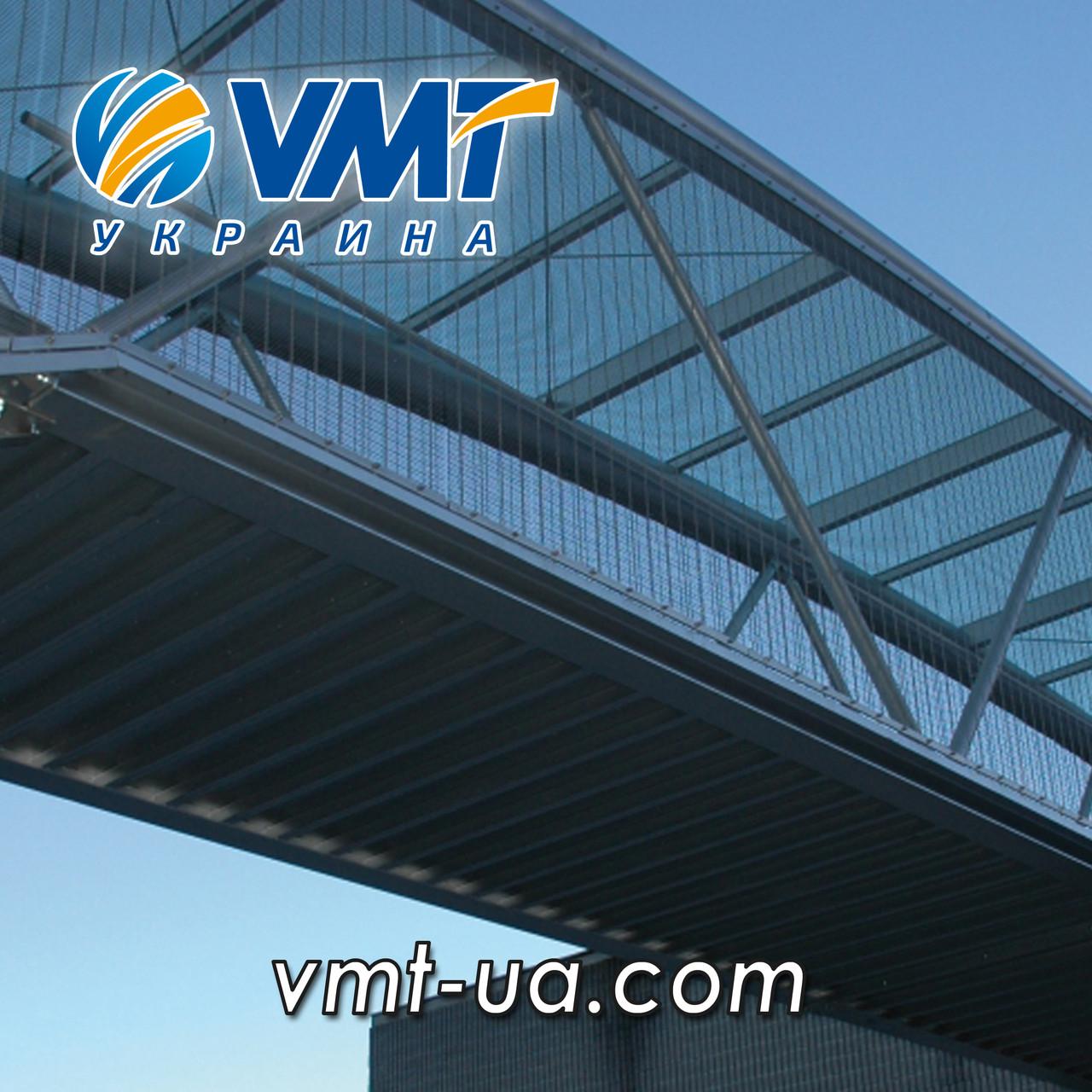 Металлический переходной мостик