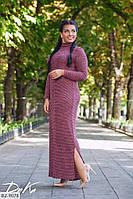 Платье женское длинное р-ры 50-56 арт 15117/1