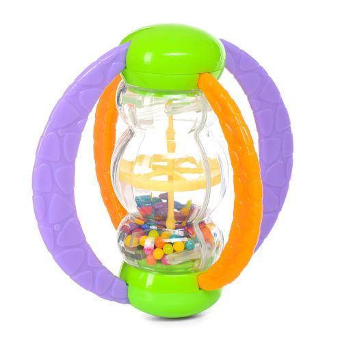 Детская погремушка JL-8616 развивающая игрушка 12 см