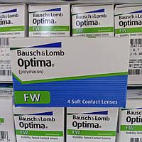 Контактні лінзи Bausch+Lomb, Optima FW (срок гондн.) Оптіма ФВ