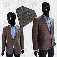 Чоловічий піджак Soprano V3