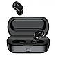 Беспроводные Наушники Гарнитура Блютуз TWS Вкладыши Baseus Encok W01 (NGW01-01) Черные, фото 2