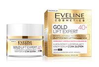 Крем-сыворотка для лица Eveline Cosmetics GOLD LIFT EXPERT 40+ 50мл