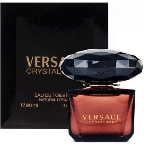 Женская туалетная вода Versace Crystal Noir, 90 мл