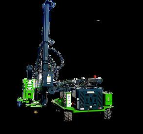 Сваебойная установка Mazaka MW1000 (2019 г)