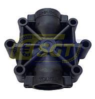Головка, крышка на 6 отв. для насоса Tolveri PU-3/140 - тип 1, фото 1