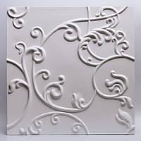 Декоративные гипсовые 3D панели Gipster «Garden», фото 1