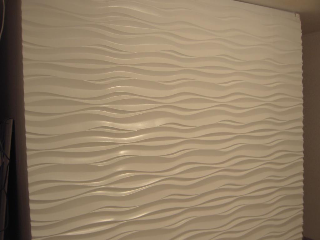 Декоративные гипсовые 3D панели Gipster «Stilte»