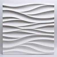 Декоративные гипсовые 3D панели Gipster «Поток», фото 1