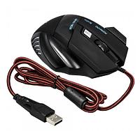 Мышь игровая проводная Zornwee G706 Black