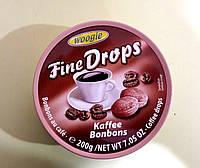 Леденцы Fine Drops кофе 200 г