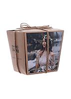 Шоколадный набор с фото Shokopack Хеппи моментс 20 шк Молочный, фото 1