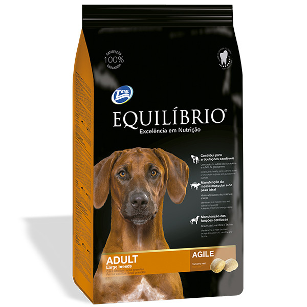 Сухий корм для собак великих порід Equilibrio Adult Large Breeds 2 кг