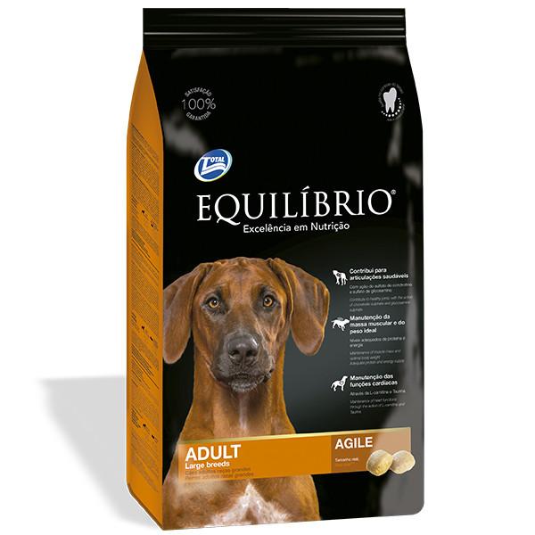 Сухой корм для собак крупных пород Equilibrio Adult Large Breeds 2 кг