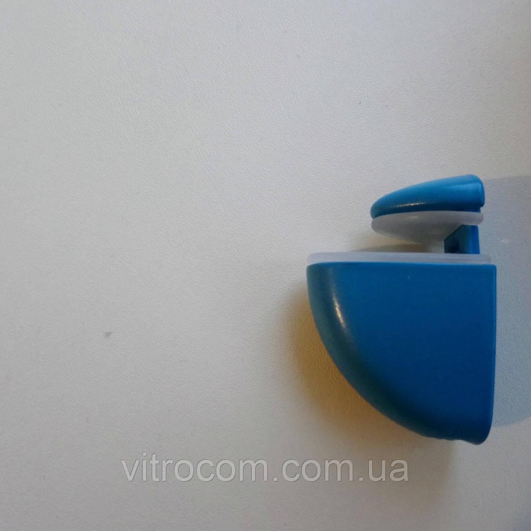 Пеликан синий  для стеклянной полки