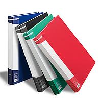 Папка пластиковая, 40 файлов А4,  BM.3617 Buromax