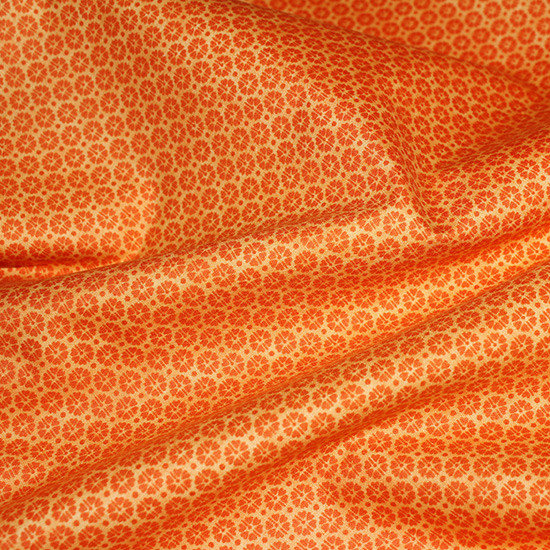 53017 Ткань с геометрическим узором. Ткани для кукол, пэчворка, трапунто, для художественной стежки., фото 1