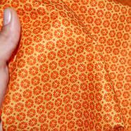 53017 Ткань с геометрическим узором. Ткани для кукол, пэчворка, трапунто, для художественной стежки., фото 3