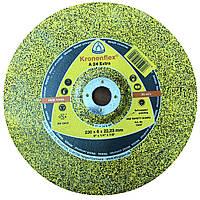Зачистной круг Kronenflex (230x6x22,23) A 24 Extra Klingspor (13447)