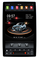 "Junsun 4G универсальная Android автомагнитола Tesla Style 12,8"", фото 1"