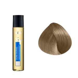 Стойкая безаммиачная гель-краска Subtil XY камуфляж для седины 7-1- блондин пепельный, 60 мл