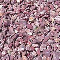 """Галька мраморная """"Рубиновый Остров"""" KLVIV, фр. 1-2 см. (меш.10кг), фото 1"""