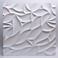 Декоративные гипсовые 3D панели Gipster «Листва», фото 1