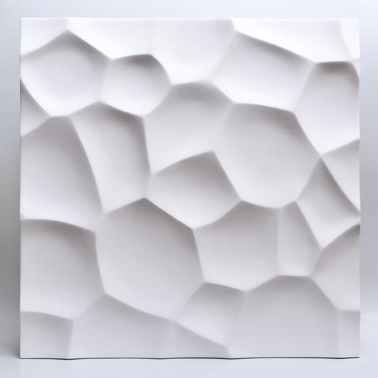 Декоративные гипсовые 3D панели Gipster «Ракушки»