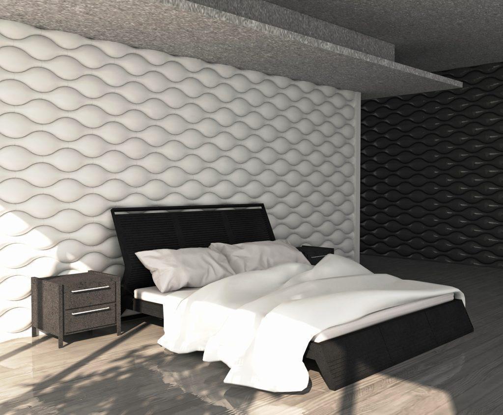 Декоративные гипсовые 3D панели Gipster «Ellipse»